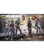 The Walking Dead TV  Ser. 9 Michonne