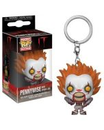Stephen Kings Es / It Pennywise (with Spider Legs) Pop! Keychain