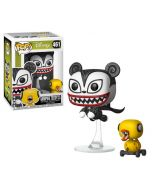 Nightmare before Christmas Pop! Vinyl Vampire Teddy and Duck