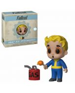 Fallout 5 Star Vinyl Figur Vault Boy (Pyromaniac) 8 cm