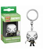 Fortnite Skull Trooper Pop! Keychain