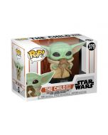Star Wars The Mandalorian The Child / Baby Yoda with Frog POP! Vinyl
