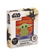 Star Wars The Mandalorian The Child / Baby Yoda Untersetzer 4er-Pack
