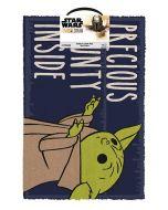 Star Wars Mandalorian: Grogu / The Child / Baby Yoda Fussmatte / Doormat