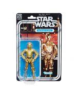 E4: C-3PO 15cm Black Series 2017 40th Anniversary