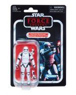 E7: First Order Stormtrooper 10 cm Black Series Vintage