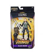 Marvel Legends BAF Thanos Avengers: Infinity War Black Widow
