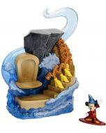 Disney Nano Metalfigs Diorama The Sorcerer's Apprentice