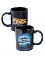 Back to the Future Logo Tasse / Mug
