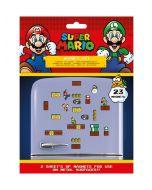 Super Mario Bros. Magnete Set