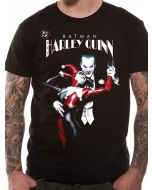 Batman Joker and Harley Quinn T-Shirt