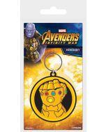 Avengers Infinity War Infinity Gauntlet Gummi Schlüsselanhaenger