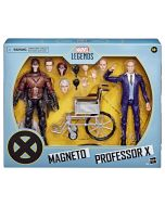 Marvel Legends X-Men Professor X und Magneto 15cm Doppelpack 2020