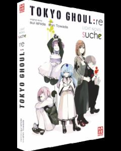 Tokyo Ghoul :re Light Novel - Suche
