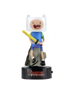 Adventure Time Finn Solar Body Knocker Bobblehead / Wackelkopf