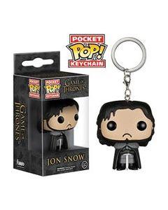 Game of Thrones Jon Snow Pop! Keychain