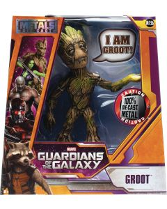 Metals Guardians of the Galaxy Groot Die-Cast Figure