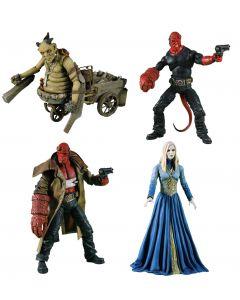 Hellboy2 the Movie: Princess Nuala 7''
