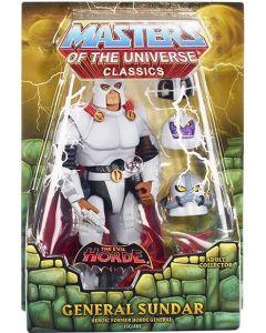 MASTERS OF THE UNIVERSE Classics: General Sundar