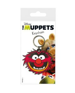 Muppets Animal Keychain