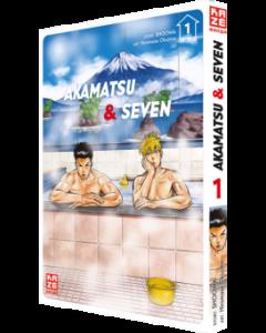 Akamatsu & Seven #01