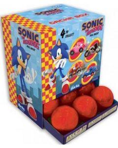 Sonic the Hedgehog Gacha Pull-Back Racers