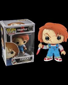 Child's Play 2 Chucky Pop! Vinyl Bloody Version