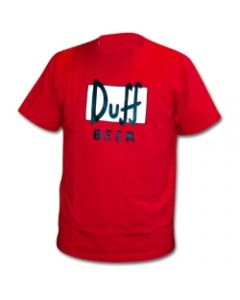 Simpsons Duff Logo T-Shirt