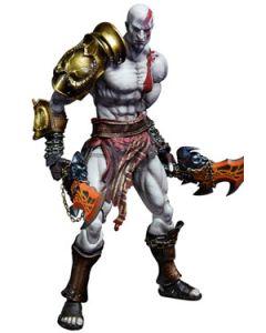 God of War 3 Kratos Play Arts Kai