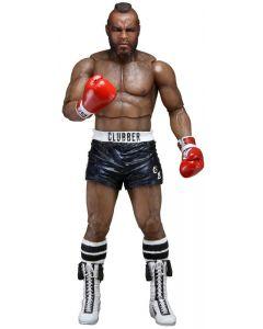 Rocky 40th Anniversary Ser.1 Clubber Black Trunks NECA