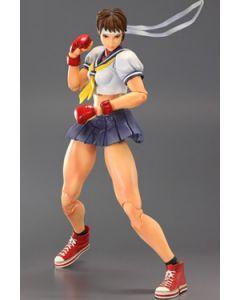 Super Street Fighter IV Sakura Play Arts Kai