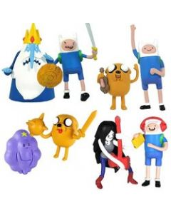 Adventure Time 2-Pack Finn & Ice King