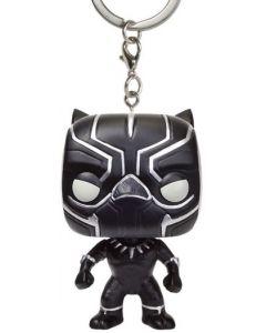 Captain America Civil War Black Panther Pop! Keychain