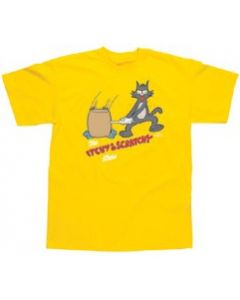 Simpsons Itchy & Scratchy T-Shirt