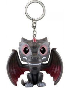 Game of Thrones Drogon Pop! Keychain