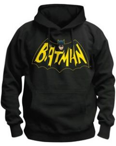 Batman Classic TV-Series Logo Hoodie