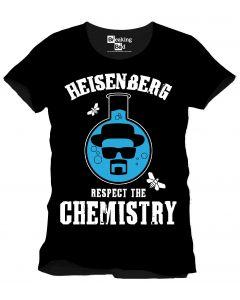Breaking Bad T-Shirt Respect The Chemistry