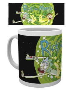 Rick & Morty Tasse