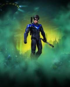 Batman Arkham City Ser.4 Nightwing