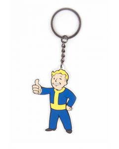 Fallout 4 Schluesselanhaenger Vault Boy Approves