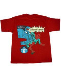 Spider-Man: Who is Spider-Man T-Shirt