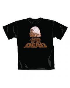 Dawn of the Dead: Vintage Logo T-Shirt