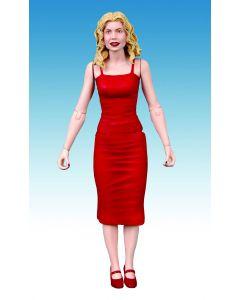 BUFFY BTVS RED DRESS GLORY