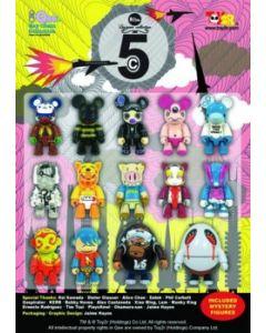 Artist Series 5C 2.5'' Qee Series 5