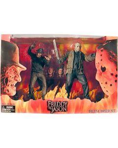 Freddy vs Jason Box-Set NECA