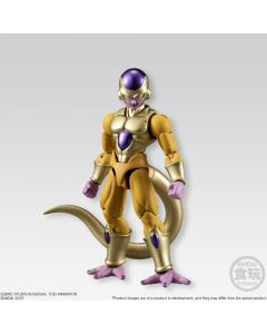 Dragonball Z Shodo Golden Freeza