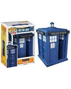 Doctor Who Tardis Super Sized Pop! Vinyl
