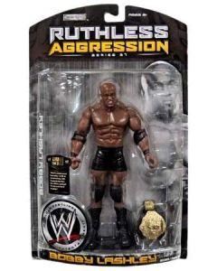 WWE Wrestling Ruthless Aggression27: Bobby Lashley