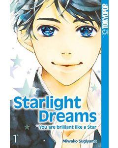 Starlight Dreams - You Are Brilliant Like a Star  #01