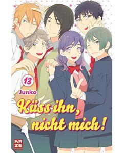 Küss ihn nicht mich! #13